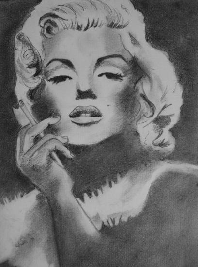 Marilyn Monroe por els